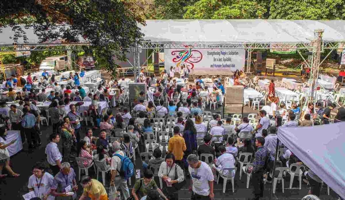 Diễn Đàn Xã Hội Dân Sự 2017 tại Phi Luật Tân: Hình Ảnh Phái Đoàn Người Việt Hải Ngoại và Trong Nước.
